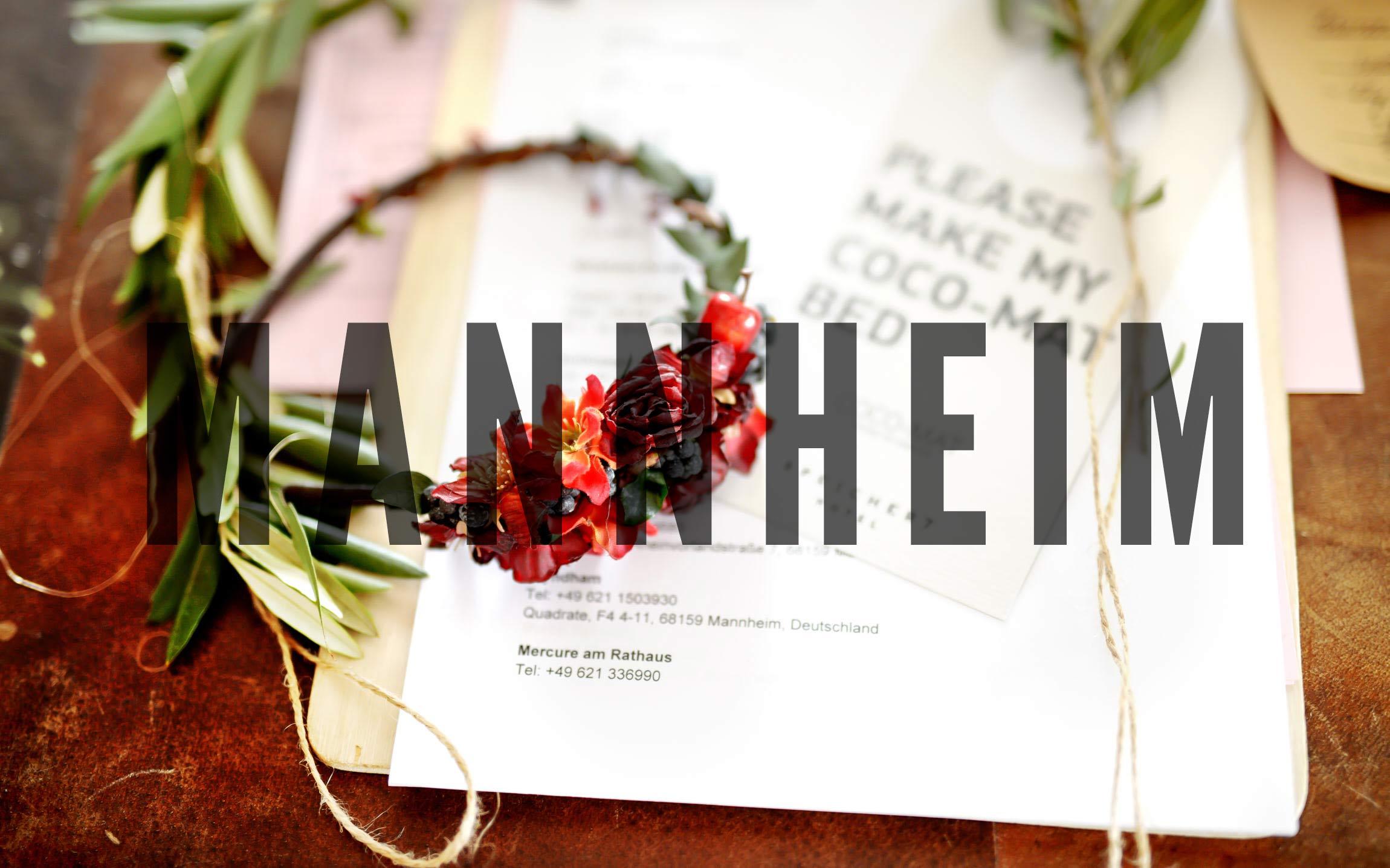 Bilder Hochzeit Mannheim