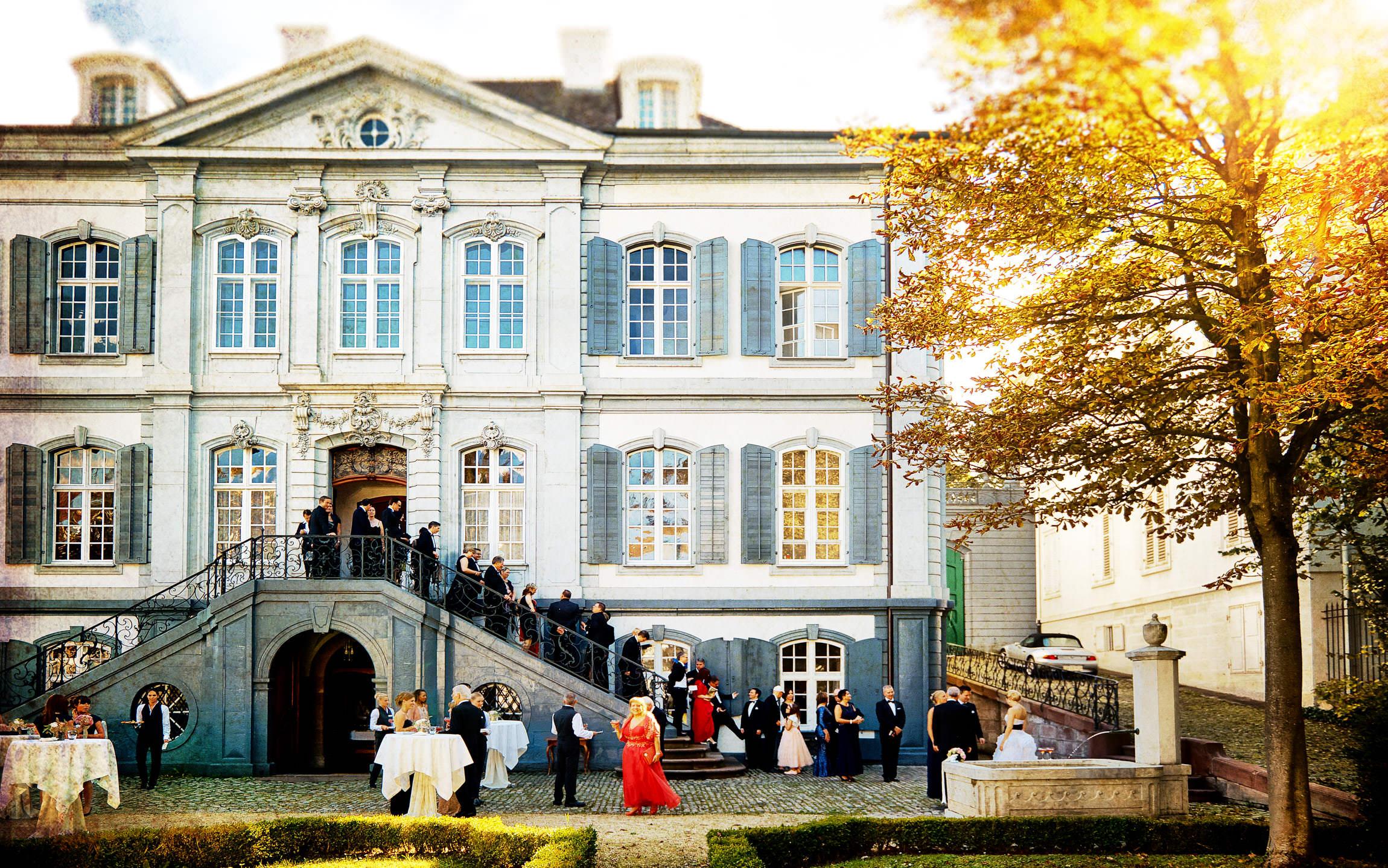 Hochzeitfotograf Basel
