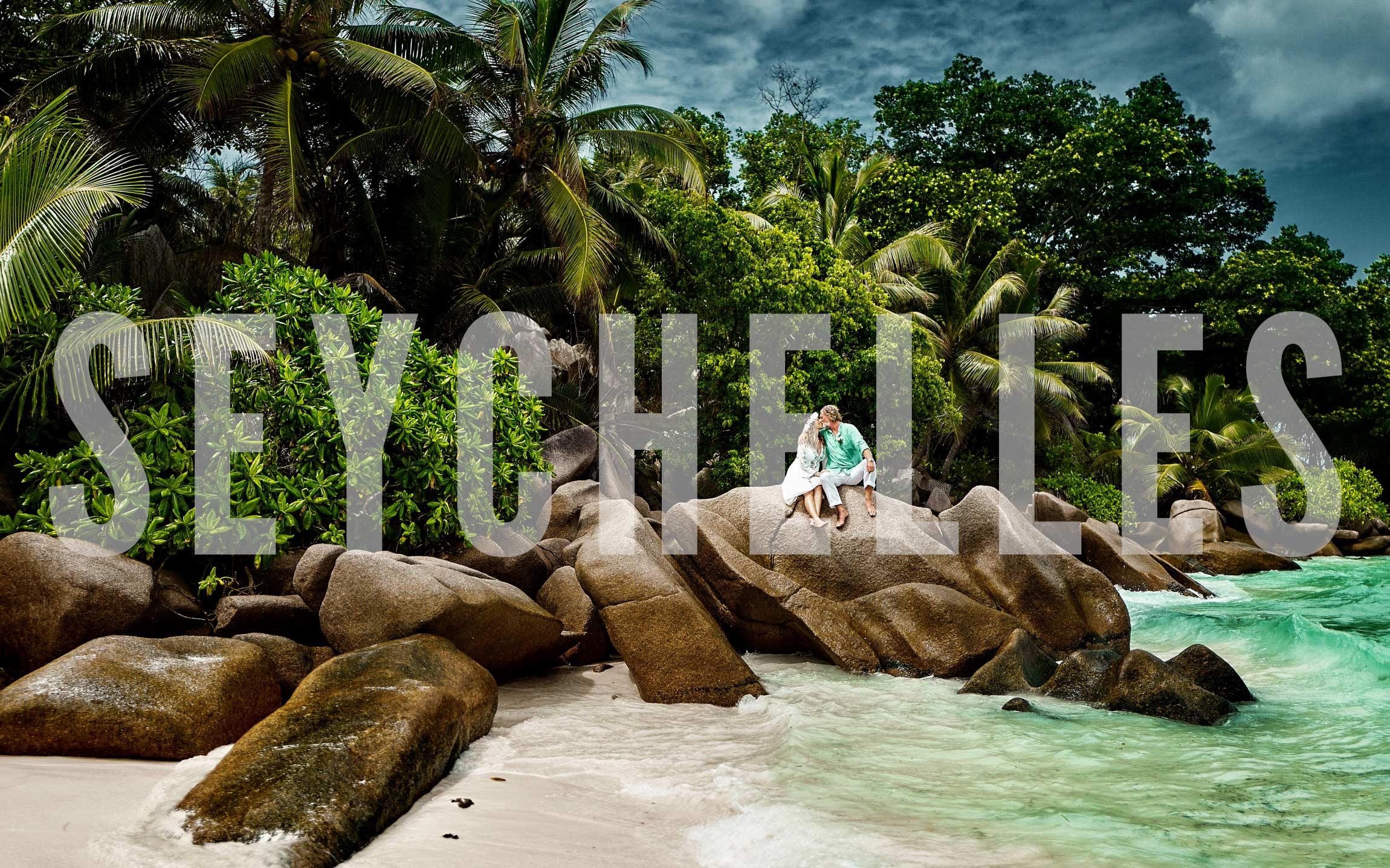 Hochzeitfotograf Seychellen