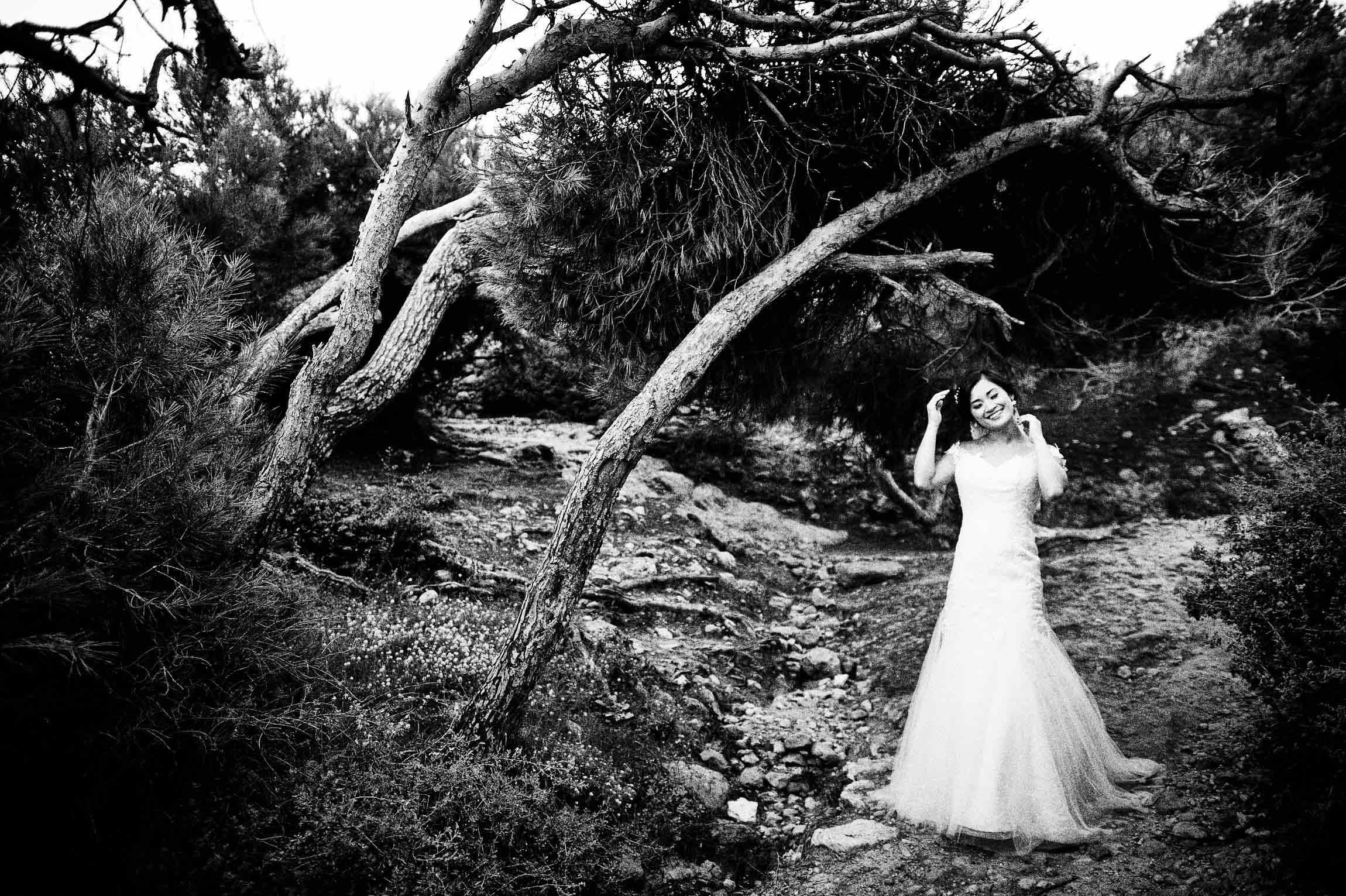 Hochzeit in Spanien • Queenie und Vincent