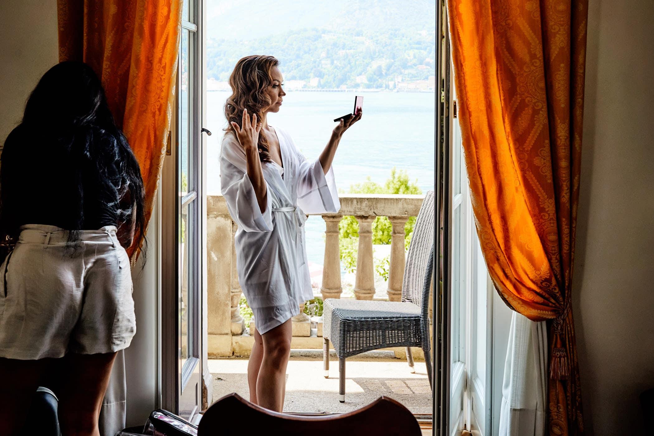 Hochzeit in Italien am Comer See