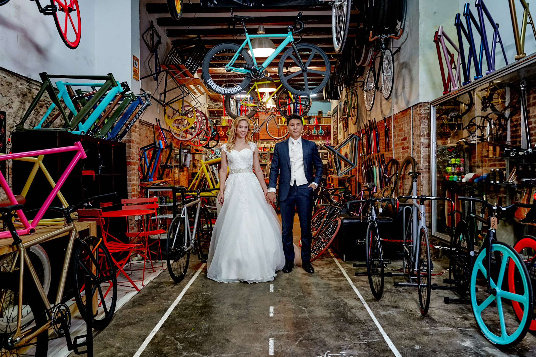 Sony Alpha Wedding