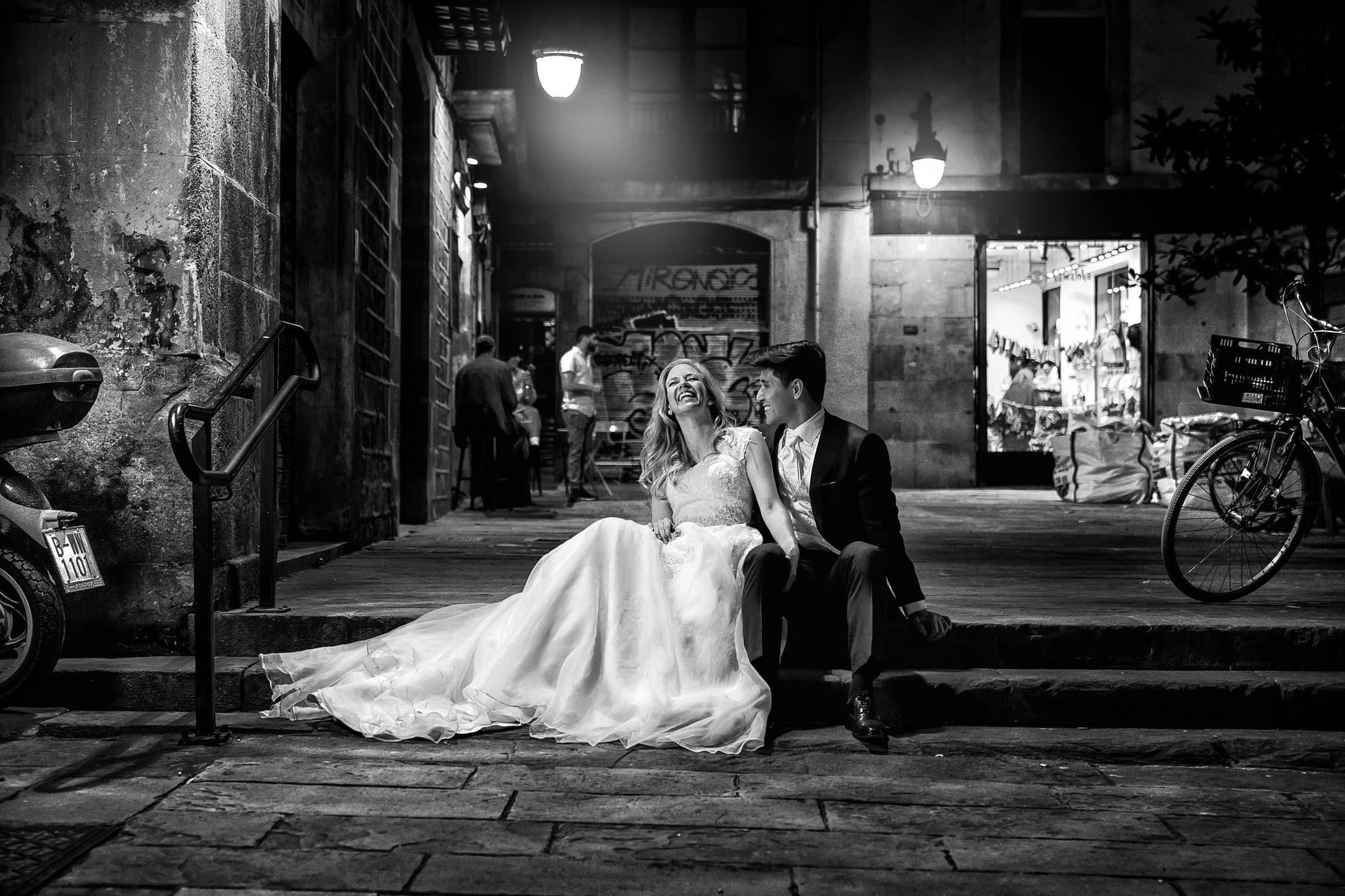 Hochzeitsfotos in Barcelona