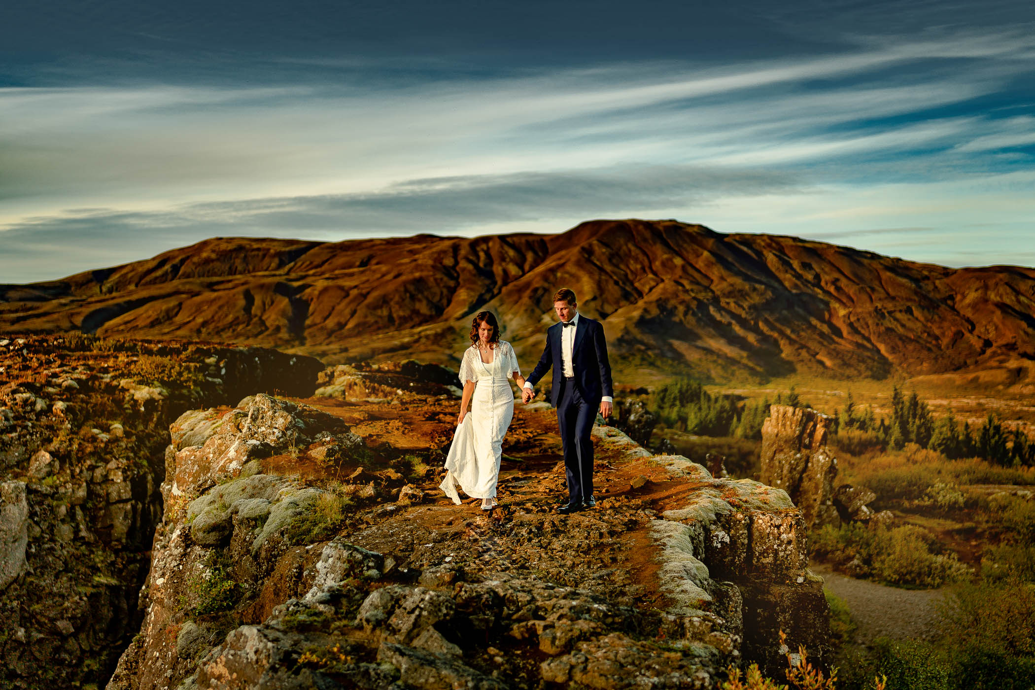 Weddingphotography Iceland