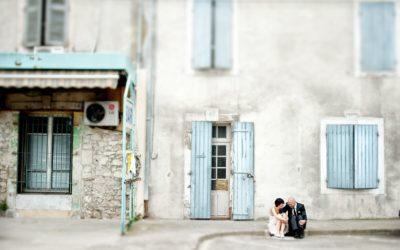 Hochzeitsfotograf in Frankreich