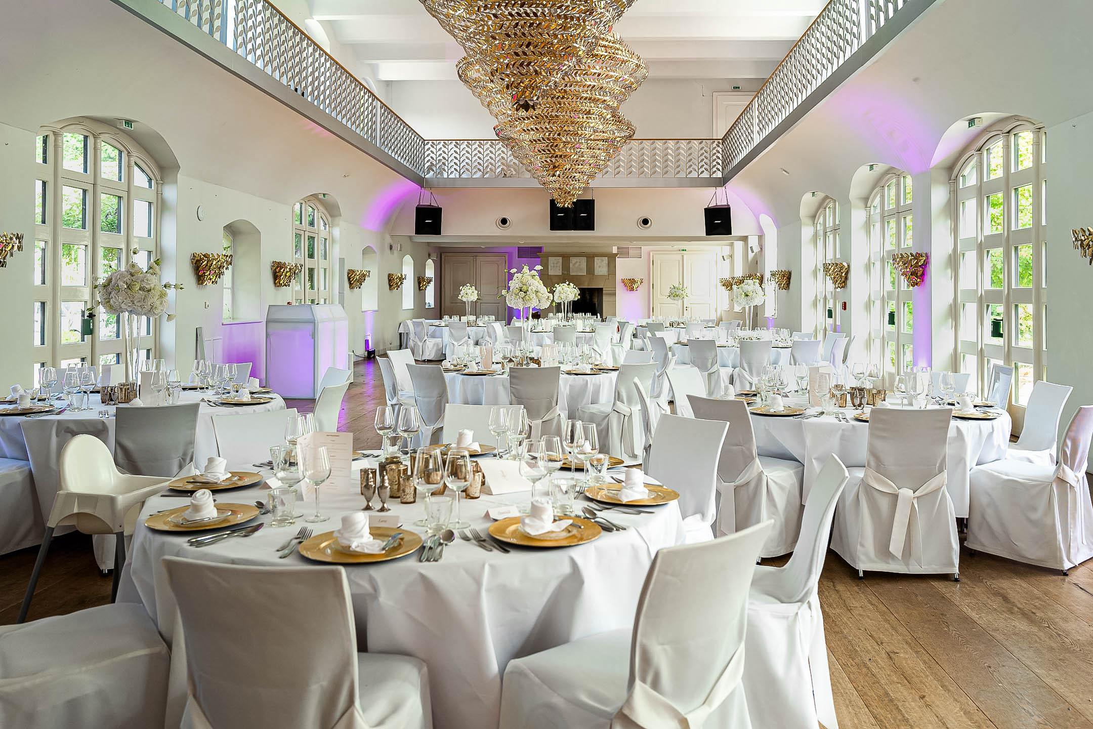 Schlosshotel Gartrop Hochzeit