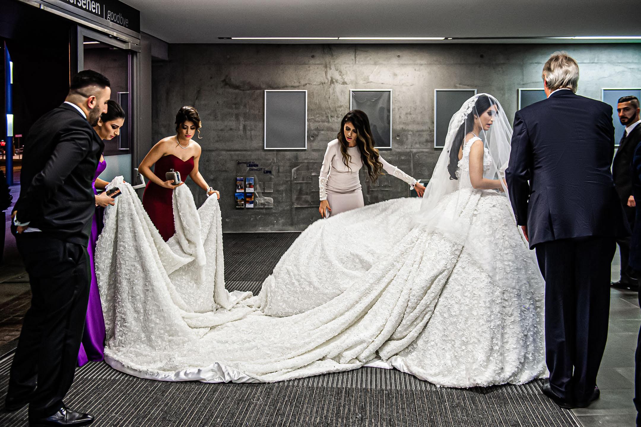 Türkische Hochzeit  von Marco Schwarz