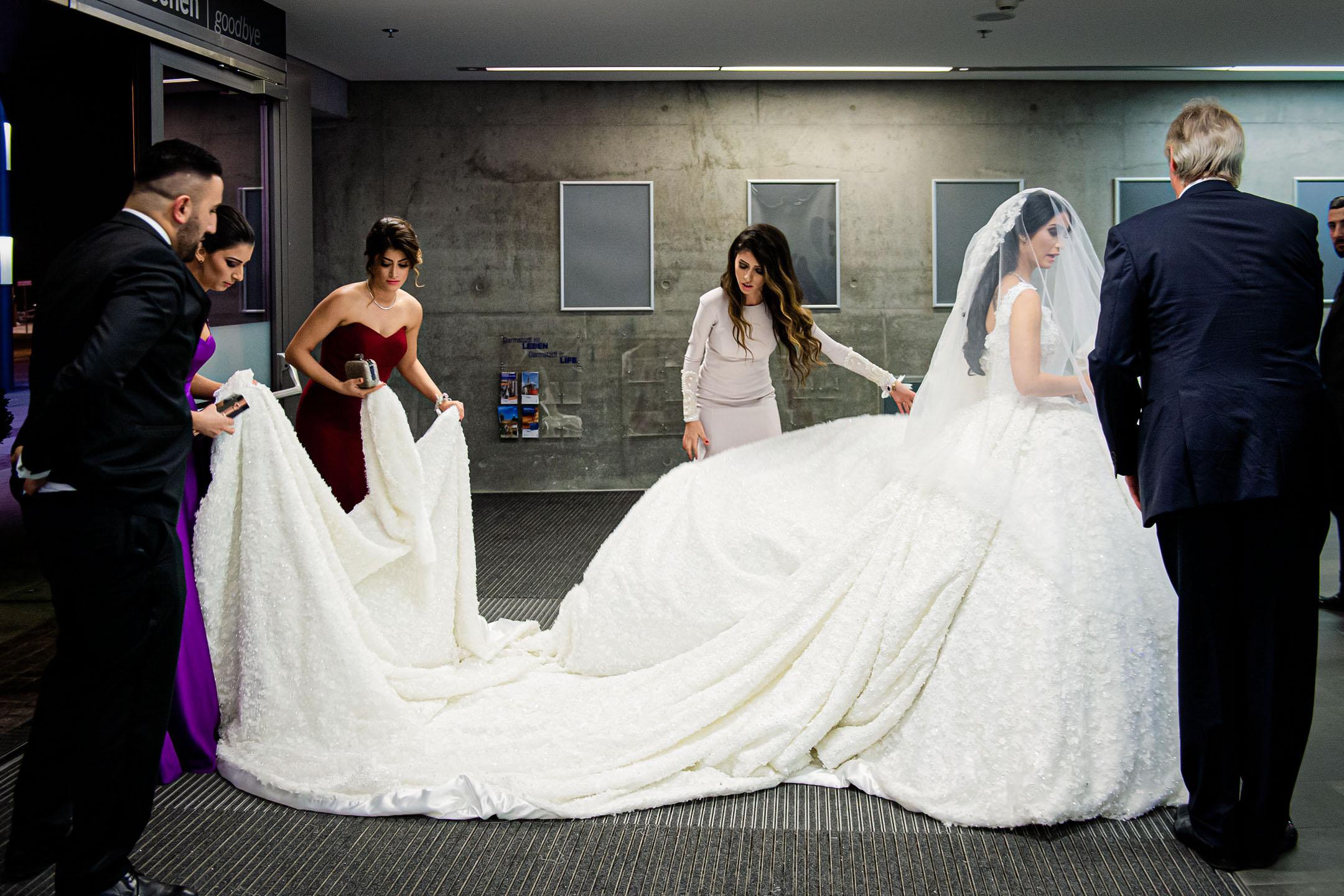 Tuerkische Hochzeit In Frankfurt