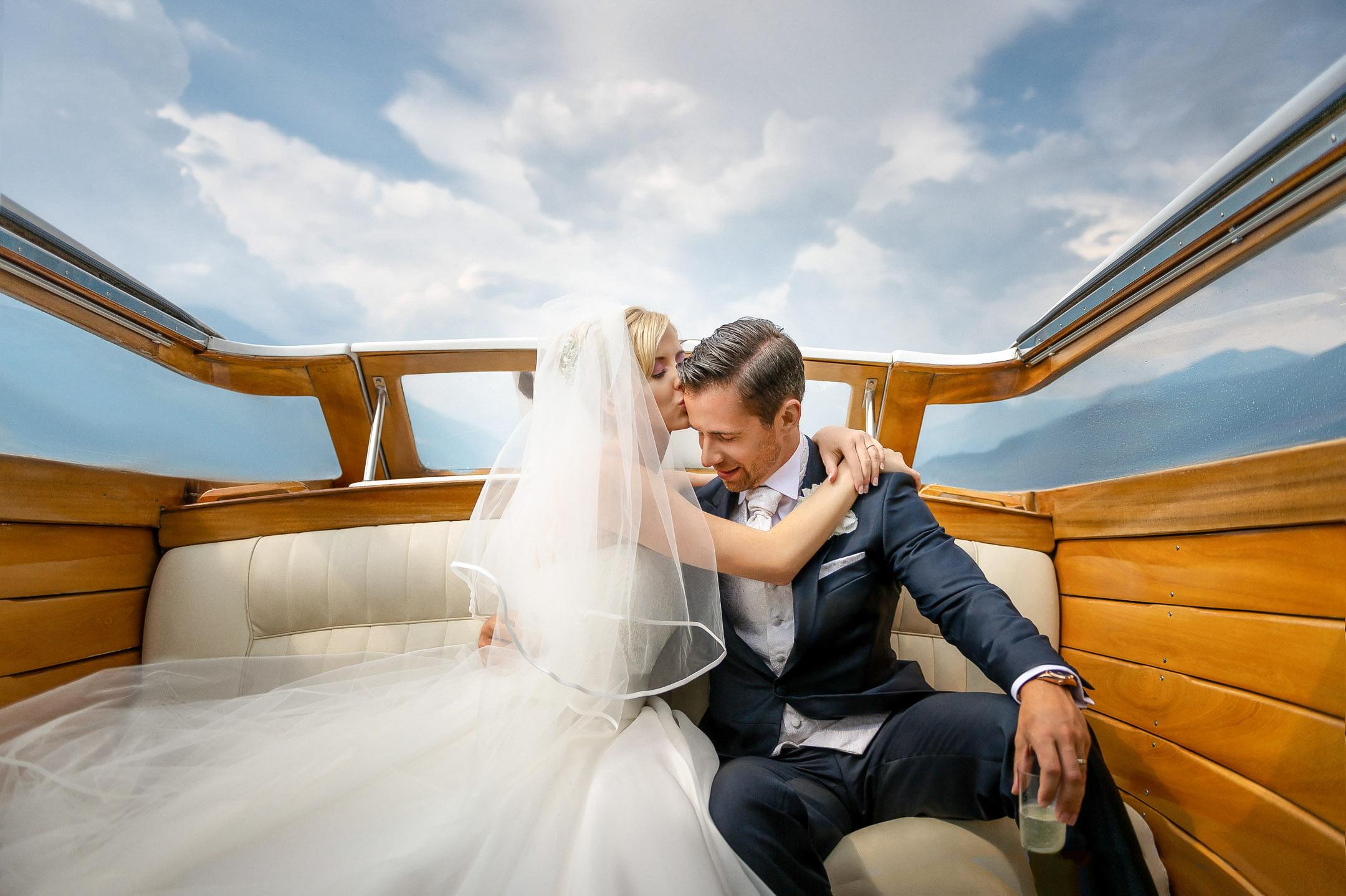 Hochzeit Comer See